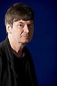 Ian Rankin Scottish Crime writer  at The Edinburgh International Book Festival   . Credit Geraint Lewis