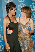 DGA President Martha Coolidge with presenter Halle Berry at the 3rd Annual Directors Guild Of America Honors at the Waldorf-Astoria in New York City. June 9, 2002. <br />