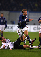 Clint Mathis, USA vs Germany, 2002.