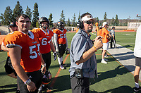 Rob Cushman, Head Football Coach<br />