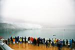 Glacier Bay, Alaska Curise, Sailing Close To Shore, Inside Passage