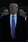 Donald Trump Attends The 2012 Skating with the Stars <br />
