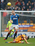 Clint Hill clears his lines