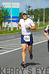 Bernard McElligott pictured at the Rose of Tralee International 10k Race in Tralee on Sunday.