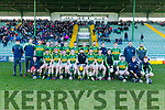 Kerry at Allianz Hurling League Division 1B KERRY V  GALWAY at Austin Stack Park, Tralee on Sunday