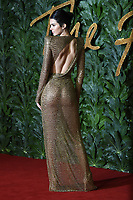 LONDON, UK. December 10, 2018: Kendall Jenner at The Fashion Awards 2018 at the Royal Albert Hall, London.<br /> Picture: Steve Vas/Featureflash