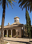 Historic mosque in the Alcazar, Jerez de la Frontera, Spain
