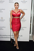 Bloomsbury Street Kitchen Restaurant Launch Party in London on August 8th 2019<br /> <br /> Photo by Keith Mayhew