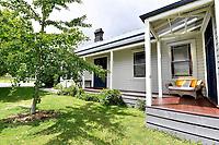 Harold House Villa, Reefton, New Zealand on Saturday 28 December 2019. <br /> Photo by Masanori Udagawa. <br /> www.photowellington.photoshelter.com