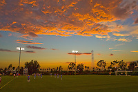 2010 US Soccer Development Academy Finals Week at Home Depot Center stadium in Carson, California on  July 15, 2010..