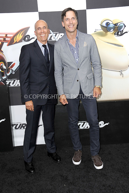 WWW.ACEPIXS.COM<br /> July 9, 2013...New York City <br /> <br /> Jeffrey Katzenberg and Bill Damaschke attending the DreamWorks Animation, in Association with 20th Century Fox Premiere of TURBO<br /> at AMC Loews Lincoln Square, New York, NY on July 9, 2013.<br /> <br /> Please byline: Kristin Callahan... ACE<br /> Ace Pictures, Inc: ..tel: (212) 243 8787 or (646) 769 0430..e-mail: info@acepixs.com..web: http://www.acepixs.com