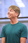 Jack McBrayer during the Press Rehearsal for the Manhattan Concert Production of 'Crazy For You'  at Pearl Studios on February 16, 2017 in New York City.