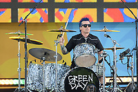 www.acepixs.com<br /> May 19, 2017 New York City<br /> <br /> Tr&eacute; Cool of Green Day performing on Good Morning America Central Park on May 19, 2017 in New York City.<br /> <br /> Credit: Kristin Callahan/ACE Pictures<br /> <br /> Tel: 646 769 0430<br /> e-mail: info@acepixs.com