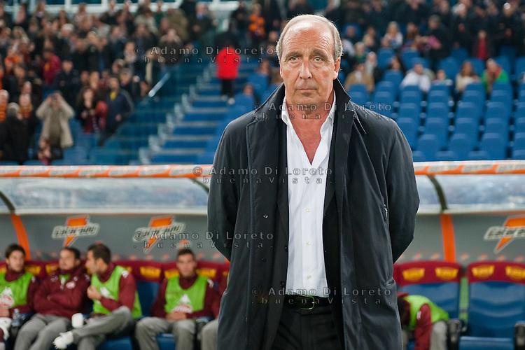 ROMA (RM) 19/11/2012: SERIE A TREDICESIMA GIORNATA ROMA - TORINO. INCONTRO VINTO DALLA ROMA PER 2 A 0. NELLA FOTO GIAMPIERO VENTURA TORINO FOTO ADAMO DI LORETO/