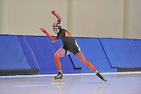 SPEED SKATING: SALT LAKE CITY: 18-11-2015, Utah Olympic Oval, ISU World Cup, training, Irene Schouten (NED), ©foto Martin de Jong