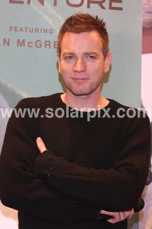 "**ALL ROUND PICTURES FROM SOLARPIX.COM**.**SYNDICATION RIGHTS FOR UK AND SPAIN ONLY**.British Actor Ewan McGregor at a photocall for Davidoff Perfume 'Adventure"" at Karstadt Store in Hamburg in Germany..JOB REF:5859-CPR        DATE:28_02_08.**MUST CREDIT SOLARPIX.COM OR DOUBLE FEE WILL BE CHARGED* *UNDER NO CIRCUMSTANCES IS THIS IMAGE TO BE REPRODUCED FOR ANY ONLINE EDITION WITHOUT PRIOR PERMISSION*"