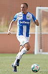 CD Leganes' Vasyl Kravets during friendly match. July 13,2018. (ALTERPHOTOS/Acero)