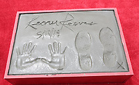14 May 2019 - Hollywood, California - Keanu Reeves. Keanu Reeves Places His Hand Prints In Cement At TCL Chinese Theatre IMAX Forecourt.   <br /> CAP/ADM/PMA<br /> ©PMA/ADM/Capital Pictures