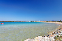 Xifara beach in Paros island, Greece
