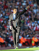 Watford manager Javi Garcia <br /> Londra 29-09-2018 Premier League <br /> Arsenal - Watford <br /> Foto PHC Images / Panoramic / Insidefoto <br /> ITALY ONLY