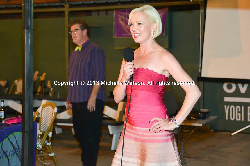 Velvet Slipper Radio a-go-go Launch Party at Brooklyn Athletic Club