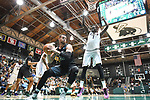 Tulane men's basketball tops LSU, 84-74, in an exhibition game played at Avron B. Fogelman Arena in the Devlin Fieldhouse.