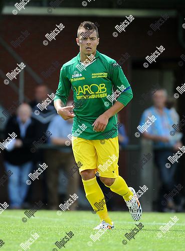 2015-07-18 / Voetbal / seizoen 2015-2016 / KFC Sint-Lenaarts / Jens Lambrechts<br /><br />Foto: Mpics.be
