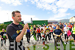 Jim Breen organiser pictured at Tralee Tri Grand Prix Triathlon on Saturday