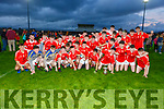East Kerry winners of  the Minor County Football Championship Final against St Brendans in Austin Stack Park on Tuesday night.