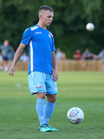 Bolton Wanderers' Boris Jaloszynski<br /> <br /> Photographer Alex Dodd/CameraSport<br /> <br /> Football Pre-Season Friendly - Atherton Collieries v Bolton Wanderers - Tuesday 10th July 2018 - Alder House - Atherton<br /> <br /> World Copyright &copy; 2018 CameraSport. All rights reserved. 43 Linden Ave. Countesthorpe. Leicester. England. LE8 5PG - Tel: +44 (0) 116 277 4147 - admin@camerasport.com - www.camerasport.com