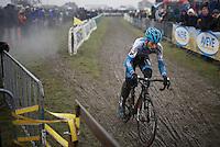 Kevin Pauwels (BEL/Marlux-Napoleon Games)<br /> <br /> Noordzeecross - Middelkerke 2016