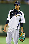 Tetsuto Yamada (JPN),<br /> NOVEMBER 15, 2014 - Baseball : <br /> 2014 All Star Series Game 3 between Japan 4-0 MLB All Stars <br /> at Tokyo Dome in Tokyo, Japan. <br /> (Photo by Shingo Ito/AFLO SPORT)[1195]