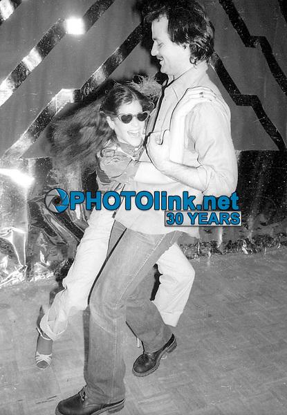 Gilda Radner Bill Murray 1978<br /> Photo By Adam Scull/PHOTOlink.net