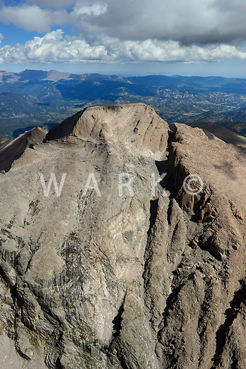 Long's Peak.  Colorado Rocky Mountains. Sept 2013.  82544