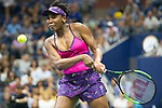 Venus Williams (USA) loses to her sister Serena Williams (USA)