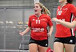 2017-11-04 / Volleybal / Seizoen 2017-2018 / Dames VC Geel / Sarah Van De Putte<br /> <br /> ,Foto: Mpics.be
