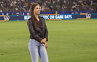Carson, CA - Friday July 12, 2019: The San Jose Earthquakes defeated the Los Angeles Galaxy 3-1 in a Major League Soccer (MLS) game at Dignity Health Sports Park.