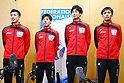 Fencing : Japan National Team Training Session