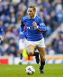 Peter Lovenkrands, Rangers