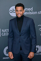 NEW YORK, NY - MAY 14: Michael Ealy at the Walt Disney Television 2019 Upfront at Tavern on the Green in New York City on May 14, 2019. <br /> CAP/MPI99<br /> ©MPI99/Capital Pictures