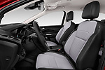 Front seat view of 2017 Ford Kuga Titanium 5 Door SUV Front Seat  car photos