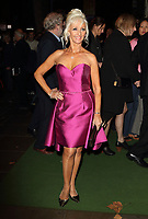Debbie McGee at the Young Frankenstein Opening Night at the Garrick Theatre, Charing Cross Road, London on October 10th 2017<br /> CAP/ROS<br /> &copy; Steve Ross/Capital Pictures