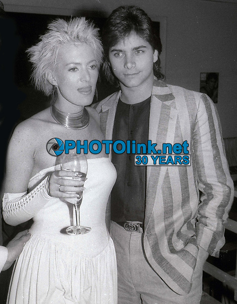 John Stamos and Karen Hardy circa 1980's<br /> Photo By John Barrett/PHOTOlink