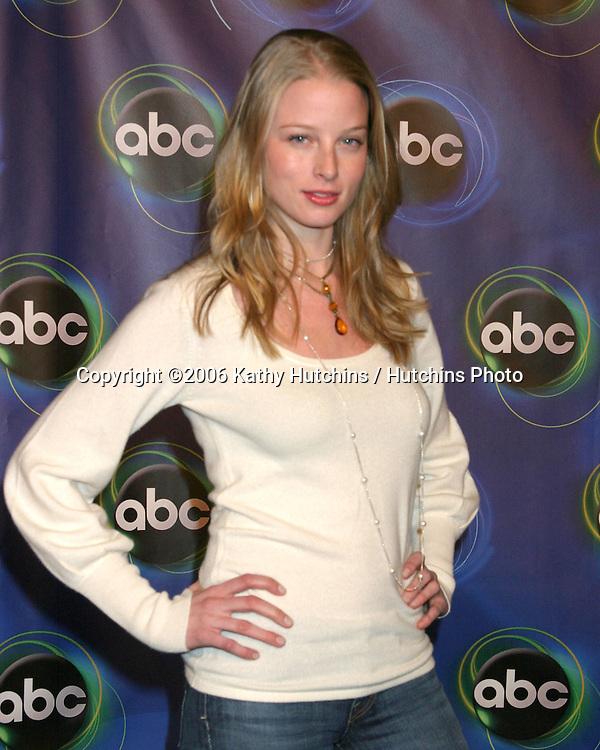 Rachel Nichols.ABC TV TCA Party.The Wind Tunnel.Pasadena, CA.January 21, 2006.©2006 Kathy Hutchins / Hutchins Photo....