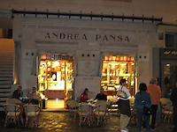 Italian bakery, Amalfi