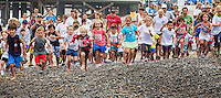 Kids at the San Clemente Ocean Festival