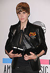 Justin Bieber at The 2010 American Music  Awards held at Nokia Theatre L.A. Live in Los Angeles, California on November 21,2010                                                                   Copyright 2010  DVS / Hollywood Press Agency