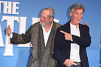 "Terry Gilliam and Michael Palin<br /> at the Special Screening of The Beatles Eight Days A Week: The Touring Years"" at the Odeon Leicester Square, London.<br /> <br /> <br /> ©Ash Knotek  D3154  15/09/2016"
