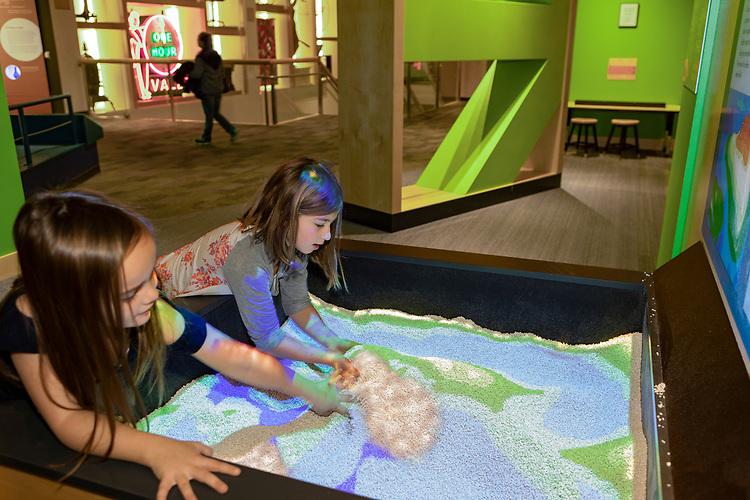 Innovation Exhibit   Kalamazoo Valley Museum   Roto