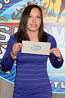 """LOS ANGELES - MAY 24:  Sarah Lacina, Winner at the """"Survivor: Game Changers - Mamanuca Islands"""" Finale at the CBS Studio Center on May 24, 2017 in Studio City, CA"""